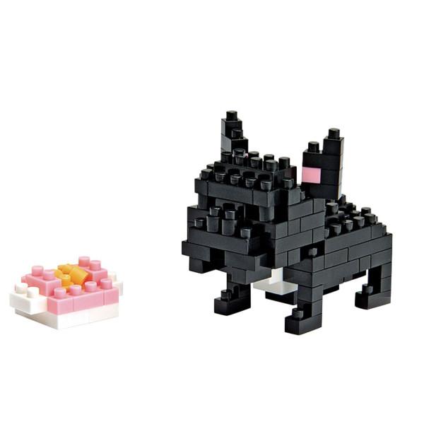 Mini Bausteine Nanoblock French Bulldog von Nanoblock