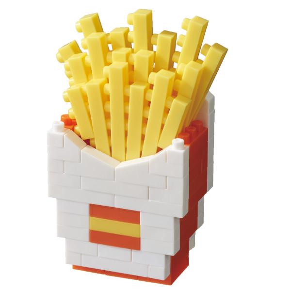 Mini Bausteine Nanoblock French Fries von Nanoblock