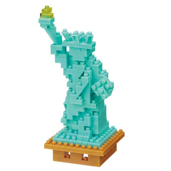 Mini Bausteine Nanoblock Statue of Liberty von Nanoblock