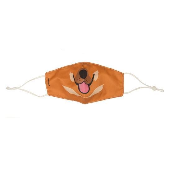 Kindermaske Hund von kikkerland