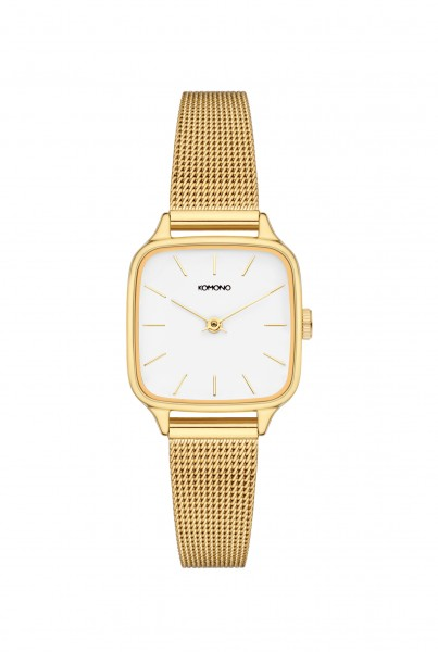 Armbanduhr Kate Royale Gold von Komono