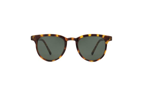 Sonnenbrille Francis Tortoise von Komono