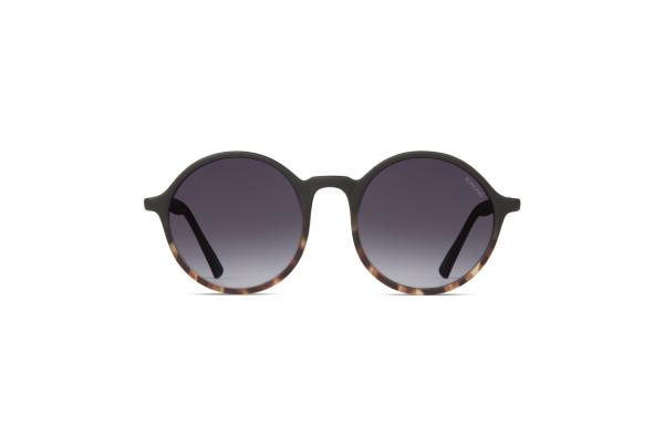 Sonnenbrille Madison Matte Black/Tortoise von Komono
