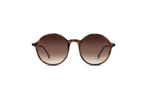 Sonnenbrille Madison Metal Rose Gold von Komono