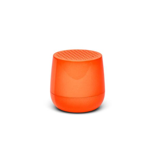 Bluetooth Lautsprecher MINO ABS Orange von Lexon