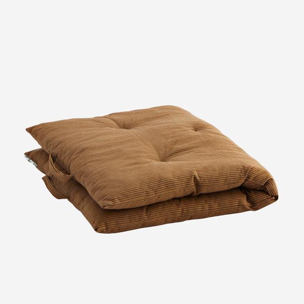 Matratze aus Baumwolle gestreift von Madam Stoltz