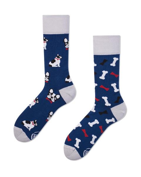 Socken Dog Affair 43-46 von Many Mornings