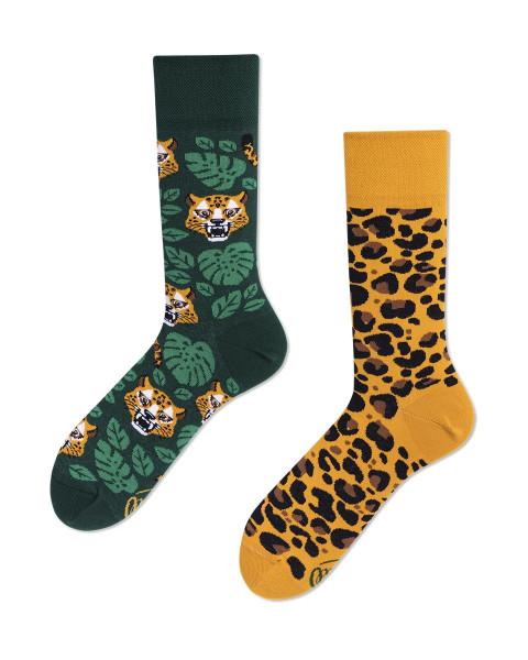 Socken El Leopardo 43-46 von Many Mornings