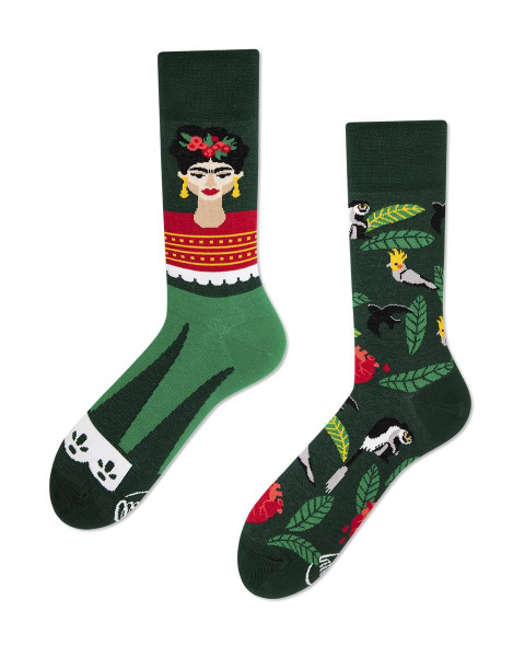 Many Mornings Socken Feel Frida 43-46