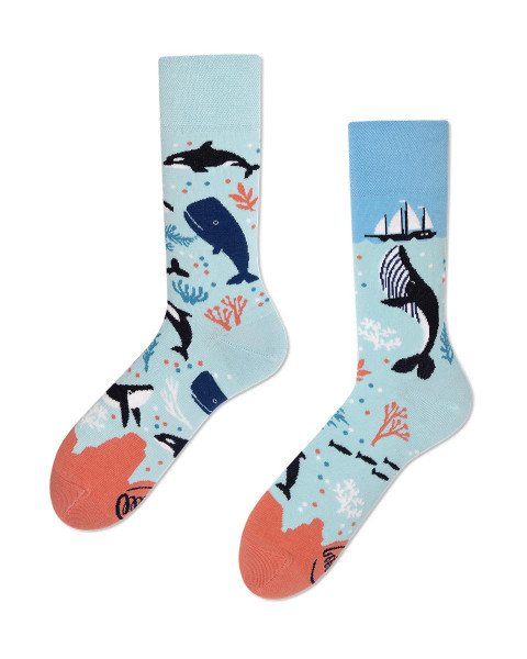 Many Mornings Socken Ocean Life 39-42