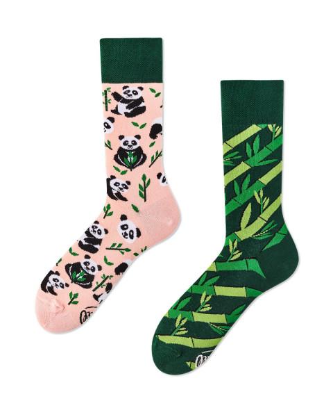 Socken Sweet Panda 39-42 von Many Mornings
