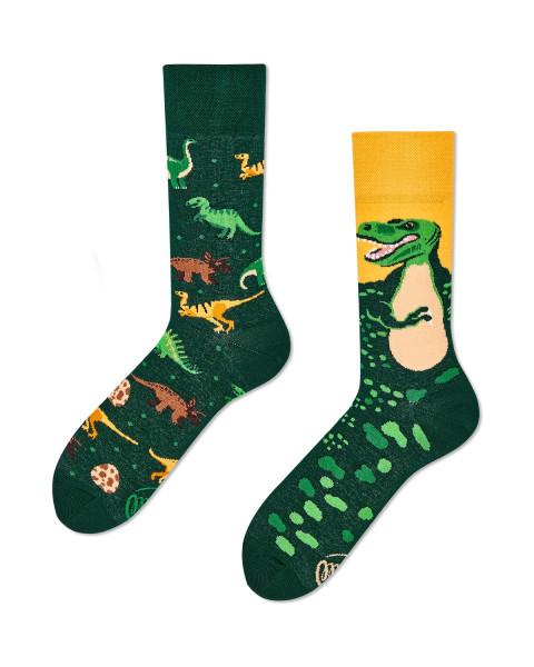 Socken The Dinosaurs 35-38 von Many Mornings
