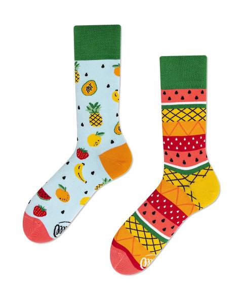 Socken Tutti Frutti 35-38 von Many Mornings