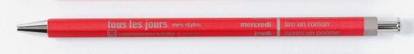 Kugelschreiber DAYS Rot