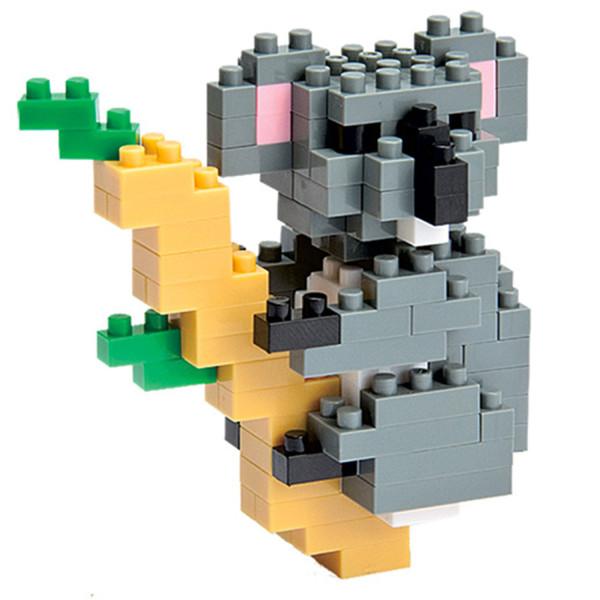 Mini Bausteine Nanoblock Koala