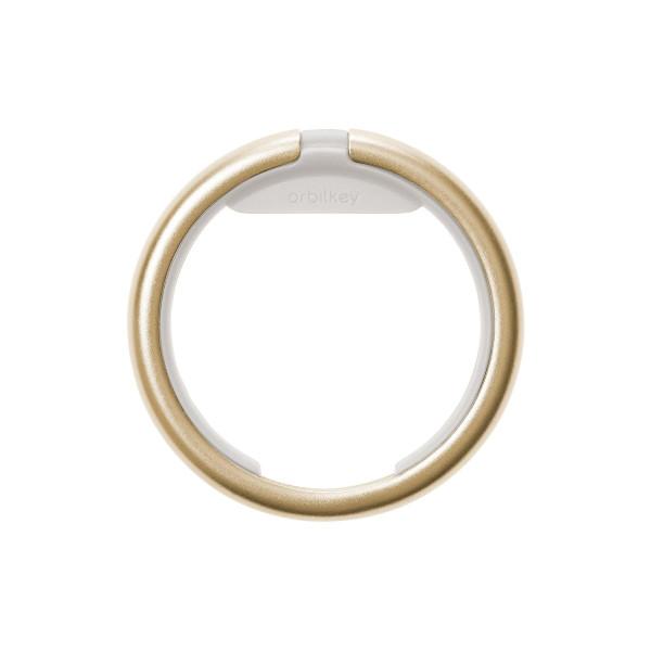 Orbitkey Schlüssel Ring Yellow Gold