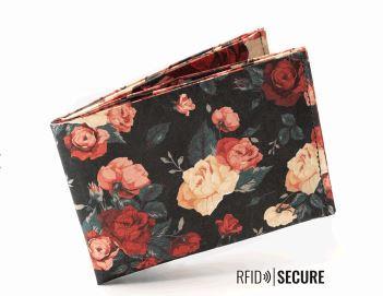 Portemonnaie SECURE Flowers von paprcuts