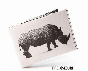 Portemonnaie SECURE Rhino
