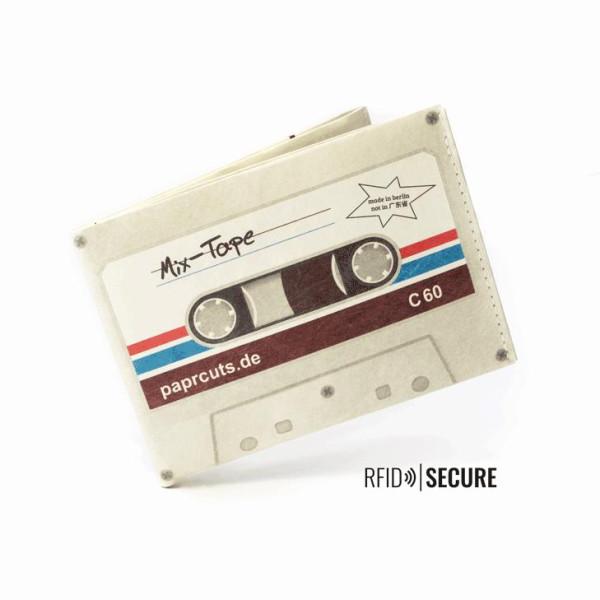 Portemonnaie SECURE Mixtape von paprcuts