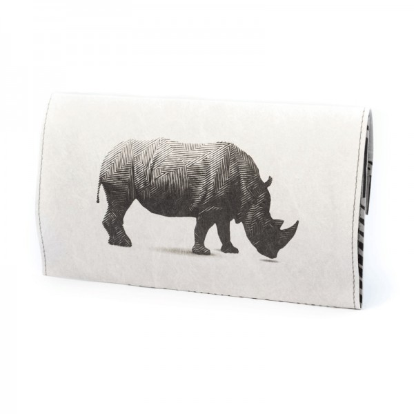Tabakbeutel Rhino von paprcuts