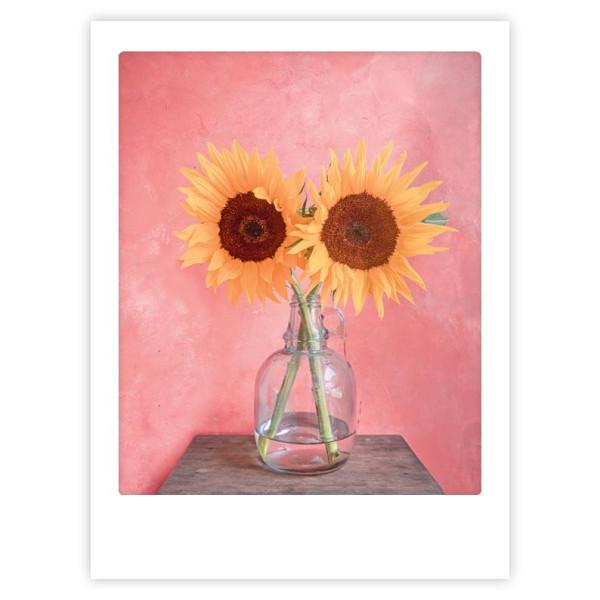 """Poster """"Sunflowers"""" von Pickmotion"""