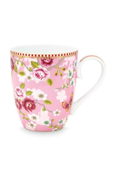 Großer Becher Chinese Rose Pink von PIP Studio