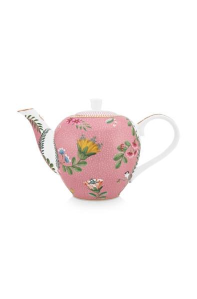 Kleine Teekanne La Majorelle Pink von PIP Studio