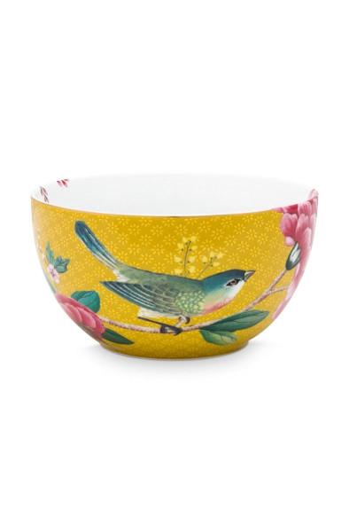 Schale Blushing Birds Gelb von PIP Studio