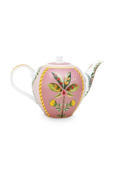 Teekanne La Majorelle Pink von PIP Studio