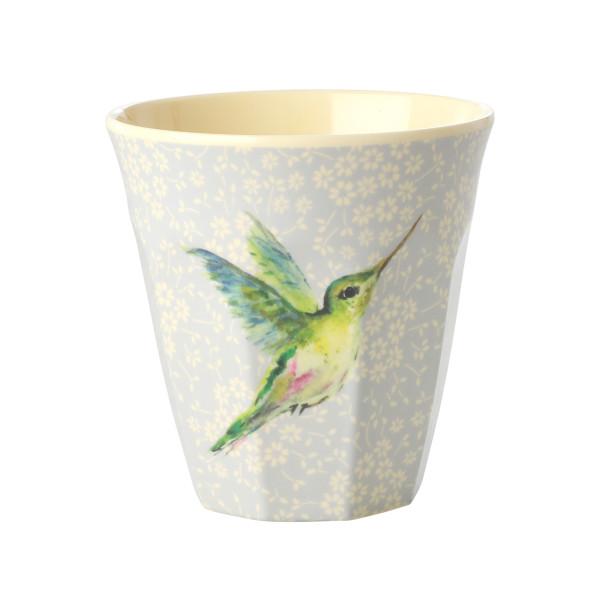 Melamin Becher Hummingbird von Rice