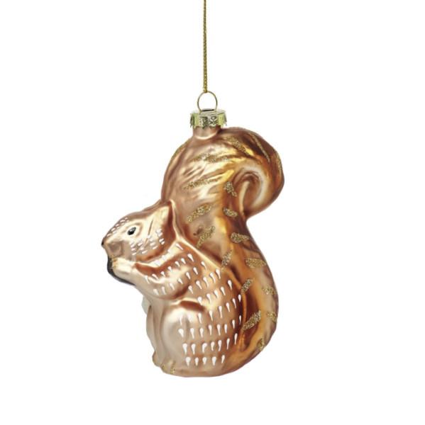 Glaskugel Eichhörnchen von Sass & Belle