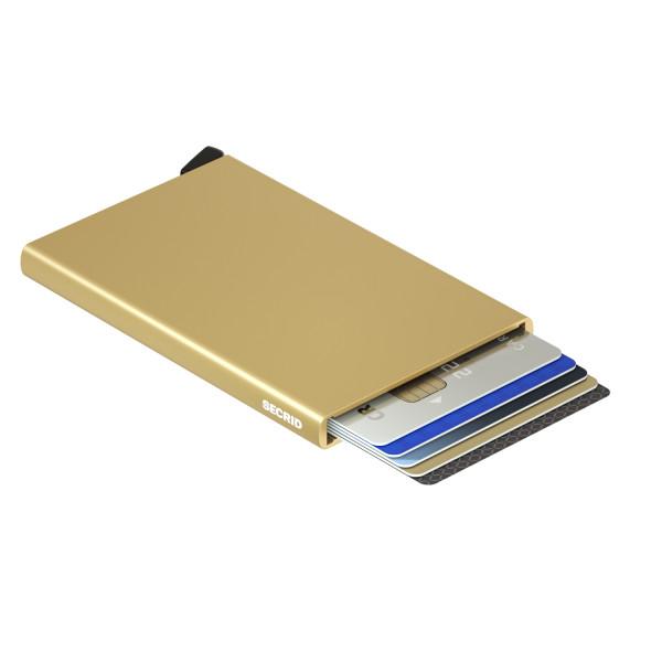 Cardprotector Gold von Secrid