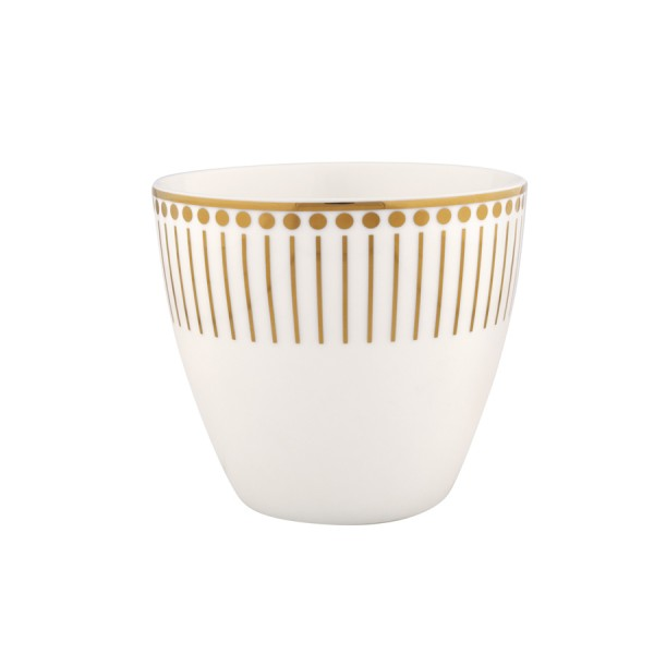Latte Cup Dawn Gold