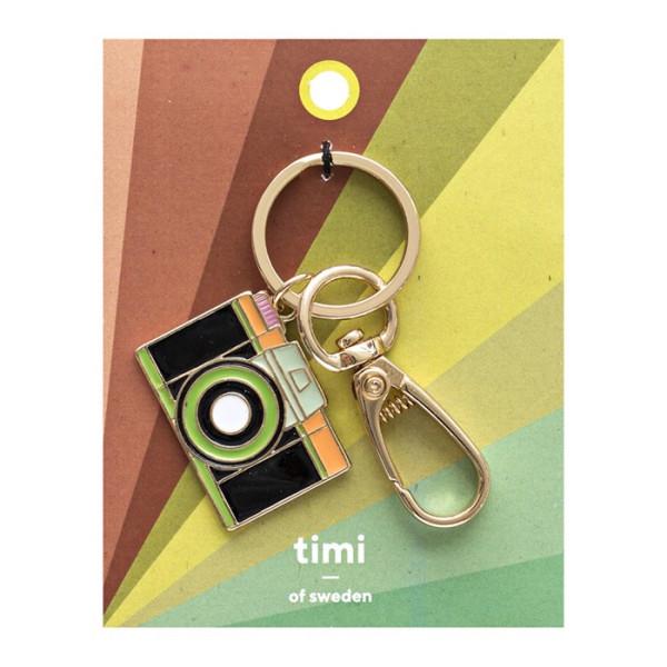 Schlüsselanhänger Kamera von Timi