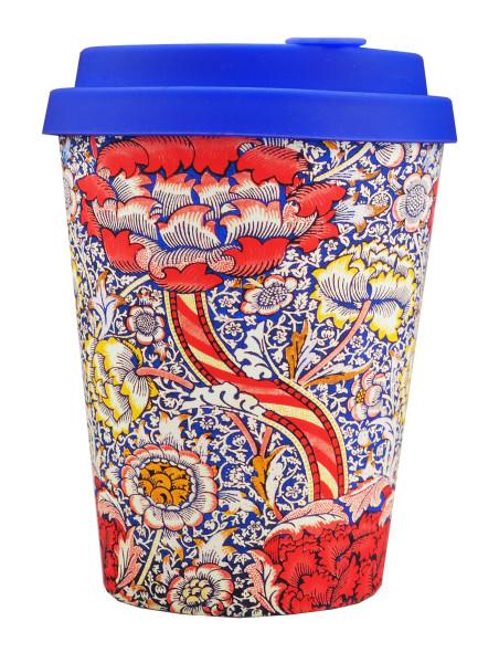 To Go Becher Wandle + Deckel mit Tropfschutz von ecoffee cup