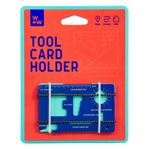 Kartenhalter Tool von Wild & Wolf
