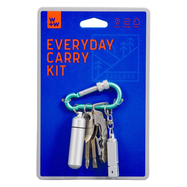 Everyday Carry Kit von Wild & Wolf