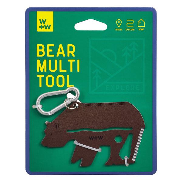 Multi-Tool Bär von Wild & Wolf