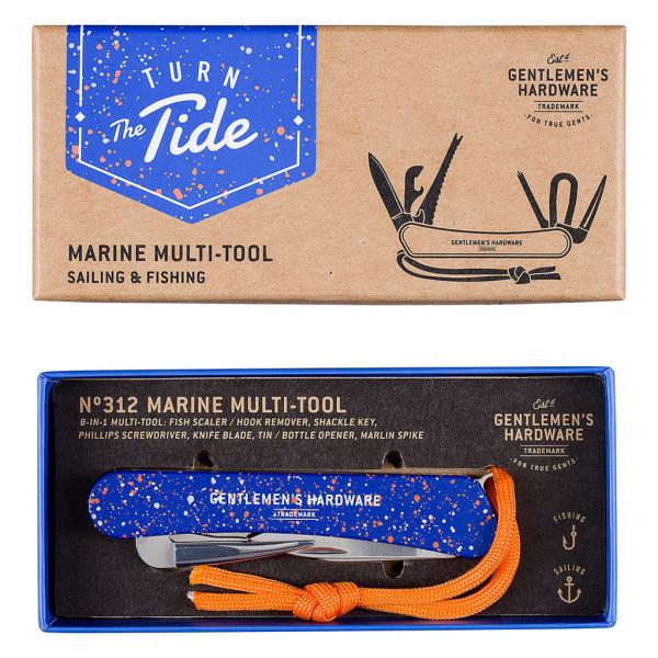 Multi-Tool Marine von Wild & Wolf