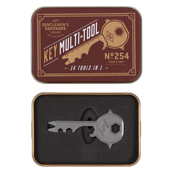 Schlüssel Multi-Tool von Wild & Wolf