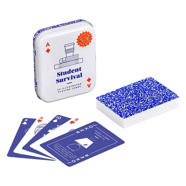 Wild & Wolf Multi-Tool Student Survival Cards